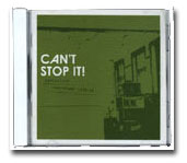 Cant stop it CD cover