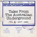 Tales of the Australian Underground Vol. 2 CD
